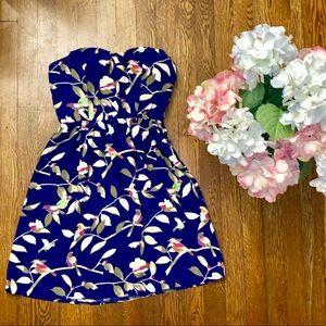 🔥💙BELLA D. STRAPLESS SUMMER DRESS MINI💙🔥